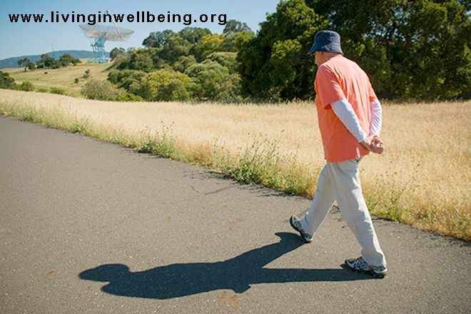 Health Benefits of Walking for Losing Excess Weight