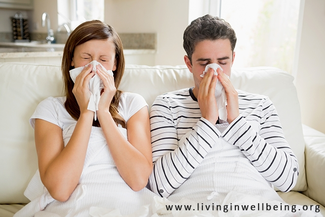 Common Signs & Symptoms of Flu & Cold found in Adults