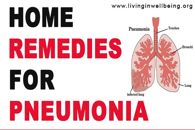 Simple Home Remedies for Treating Pneumonia
